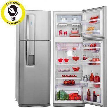 Refrigerador | Geladeira Electrolux Frost Free 2 Portas 380 Litros Inox - DW42X