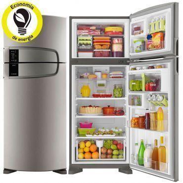 Refrigerador | Geladeira Consul Bem Estar Frost Free 2 Portas 405L Evox - CRM51AK