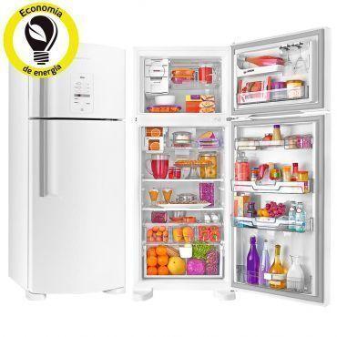 Refrigerador | Geladeira Brastemp Ative! Frost Free 2 Portas 403 Litros Branco - BRM48NB