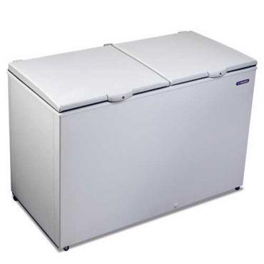 Freezer Horizontal Metalfrio Dupla Ação 419 Litros Branco - DA420B