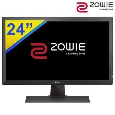 """Monitor Gamer para E-Sports e Consoles BenQ ZOWIE com Tela de 24"""", Resolução Full HD, Resposta de 1ms GTG, Frequencia 60Hz e Low Blue Light - RL2455"""