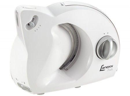 Fatiador de Frios Elétrico Pratic 127v - Lâminas em aço inoxidável - PFA461 Lenoxx