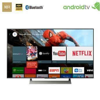 Smart Android TV 4K HDR de LED Ultra HD XBR-55X905E série X905E