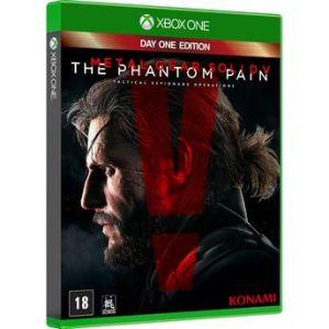 Jogo Xbox One Metal Gear Solid V The Phantom Pain Day One Edition Konami