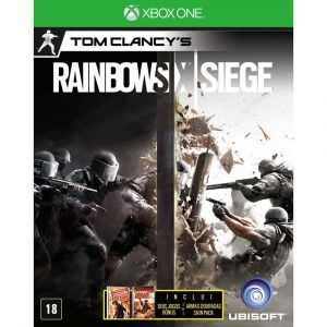 Jogo Tom Clancy's Rainbow Six: Siege - Signature Edition - Xbox One