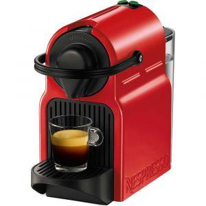 Cafeteira Nespresso Inissia Preparo de Espresso e Longo, 19 Bar de Pressão – Vermelha